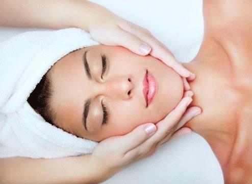 The Skin Nurse facial treatment