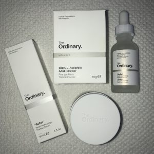 The Ordinary skin product review by The skin Nurse