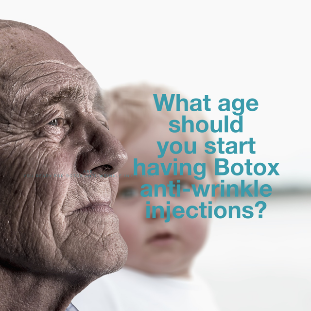 What's The Best Age to Start Having Botox?