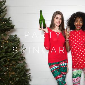 Pre Party Skincare